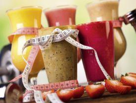 Mineralische Vitamine und Aminosäuren zur Gewichtsreduktion