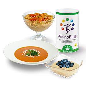 Antioxidantien Rezepte zur Gewichtsreduktion